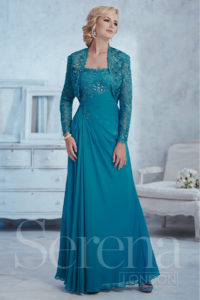 17778 Serena London Style Dress
