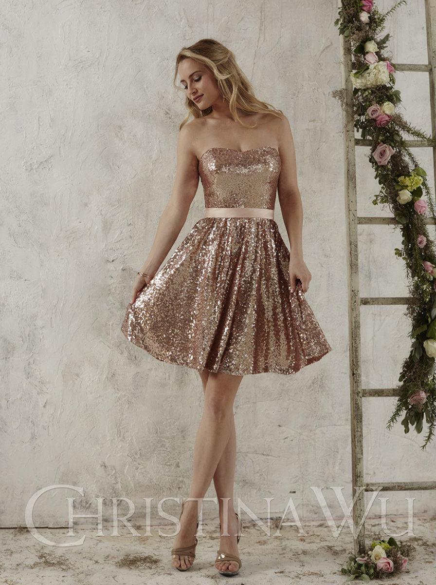 Bridesmaids Gowns & Special Occasions