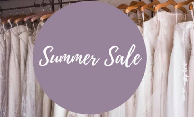 Annual Summer Dress Sale