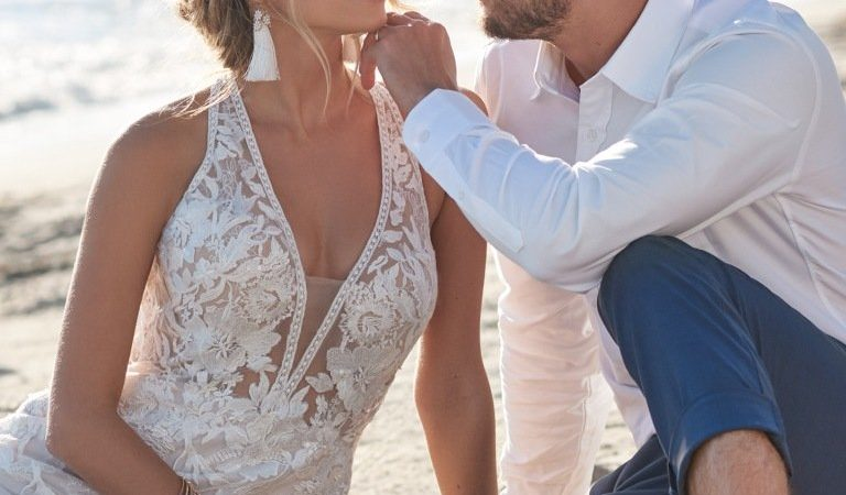 Wedding Dress Color Guide: Shades of White