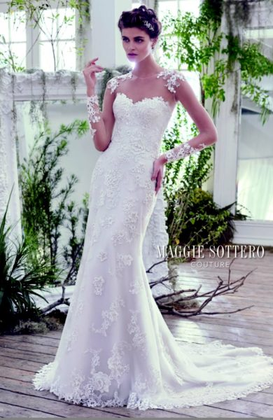Rosaleigh Wedding Dress by Maggie Sottero