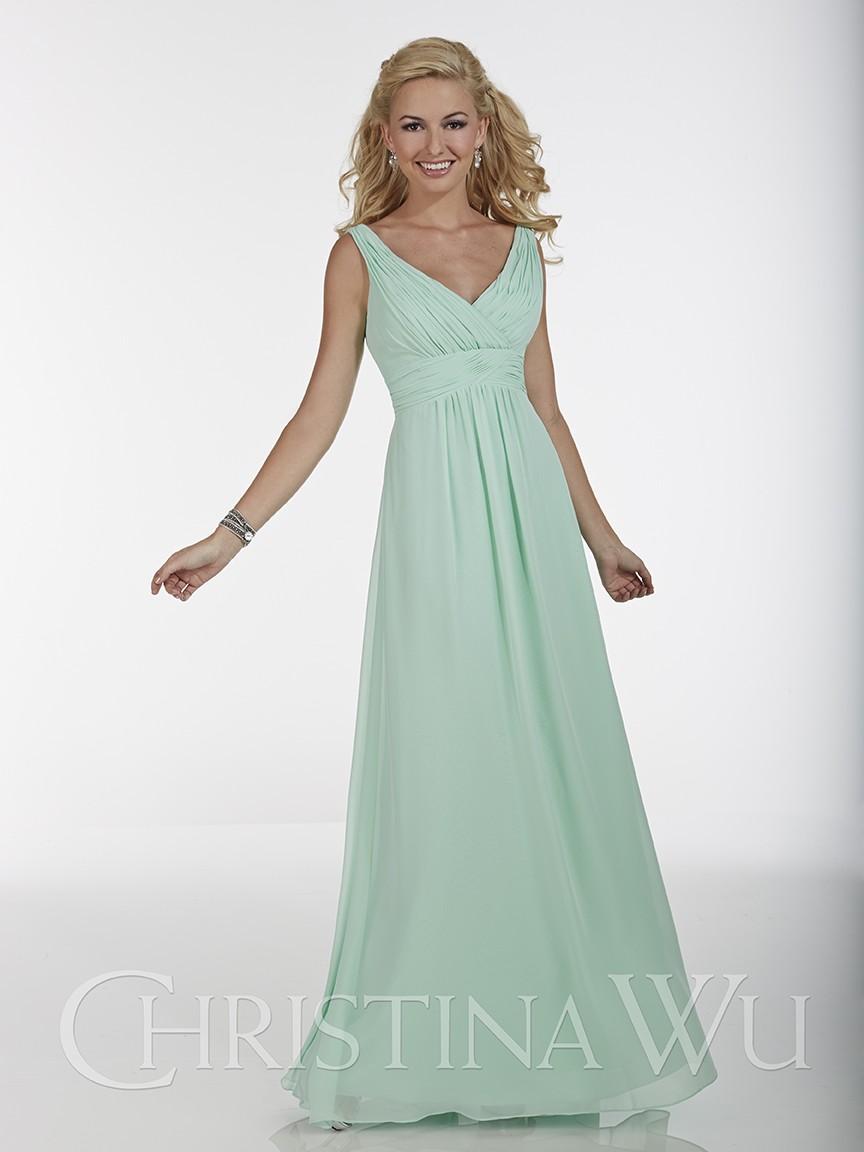 a0bbc3b32a70 BM40 Christina Wu Style Dress   Tiffany's Bridal Boutique