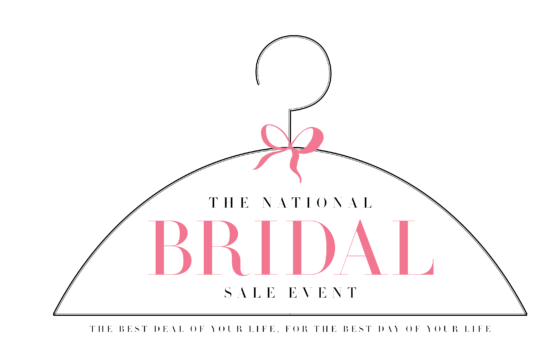 The National Bridal Sale Event- Sat, July 15th from 11-5